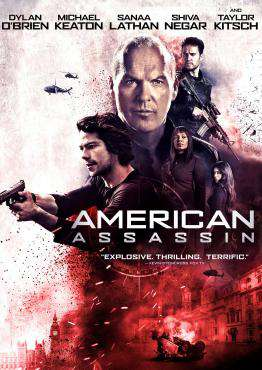 American Assassin, Movie on DVD, Action Movies, new movies, new movies on DVD