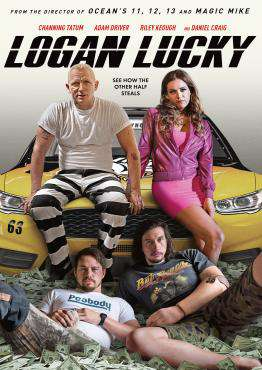 Logan Lucky, Movie on Blu-Ray, Action Movies, Adventure Movies, Comedy Movies, ,  on Blu-Ray