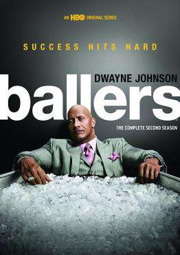 Ballers: Season 2 (10 Episodes), Movie on DVD, Comedy Movies, ,  on DVD