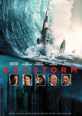 Geostorm, Movie on DVD, Action Movies, Sci-Fi & Fantasy Movies, new movies, new movies on DVD