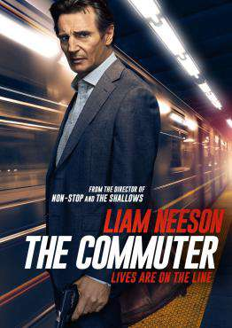 The Commuter, Movie on DVD, Action Movies, ,  on DVD