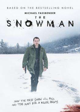 The Snowman, Movie on DVD, Thriller & Suspense Movies, new movies, new movies on DVD