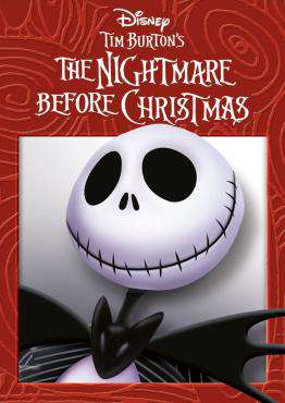 The Nightmare Before Christmas, Movie on Blu-Ray, Family Movies, Seasonal Movies, ,  on Blu-Ray