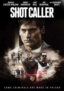 Shot Caller, Movie on DVD, Thriller & Suspense Movies, Action Movies, Adventure Movies, ,  on DVD