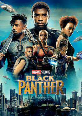 Black Panther, Movie on DVD, Action Movies, Adventure Movies, ,  on DVD