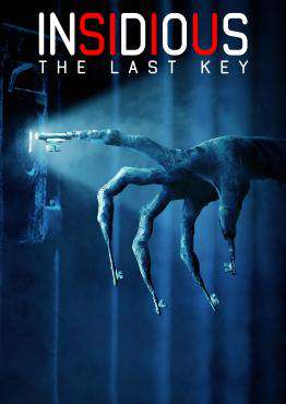 Insidious: The Last Key, Movie on DVD, Horror Movies, new movies, new movies on DVD