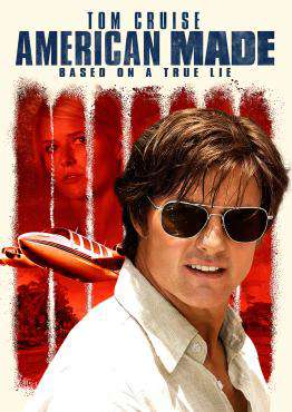 American Made, Movie on DVD, Thriller & Suspense Movies, ,  on DVD
