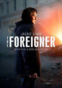 The Foreigner, Movie on DVD, Action Movies, ,  on DVD