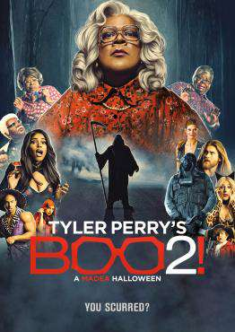 Tyler Perry's Boo 2! A Madea Halloween, Movie on DVD, Comedy Movies, ,  on DVD