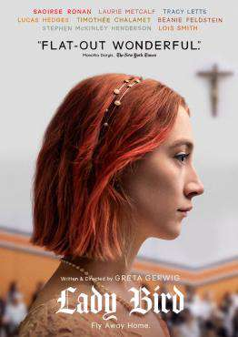 Lady Bird, Movie on DVD, Comedy Movies, new movies, new movies on DVD