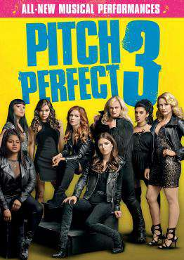 Pitch Perfect 3, Movie on DVD, Comedy Movies, new movies, new movies on DVD