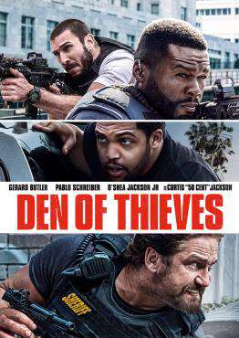Den of Thieves, Movie on DVD, Action Movies, ,  on DVD