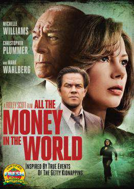 All The Money In The World, Movie on DVD, Thriller & Suspense Movies, Drama Movies, new movies, new movies on DVD
