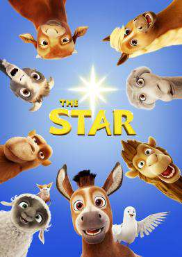 The Star, Movie on Blu-Ray, Family Movies, Kids Movies, ,  on Blu-Ray