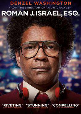 Roman J. Israel, Esq., Movie on DVD, Drama Movies, ,  on DVD