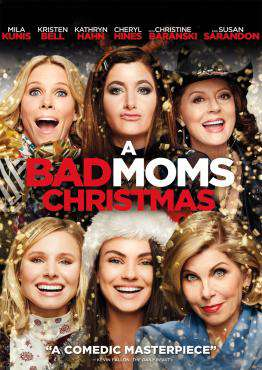 A Bad Moms Christmas, Movie on DVD, Comedy Movies, new movies, new movies on DVD