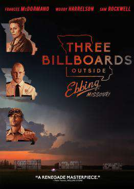 Three Billboards Outside Ebbing, Missouri, Movie on DVD, Comedy Movies, new movies, new movies on DVD