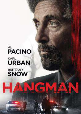 Hangman, Movie on DVD, Thriller & Suspense Movies, new movies, new movies on DVD