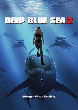 Deep Blue Sea 2, Movie on DVD, Action Movies, Horror Movies, new movies, new movies on DVD