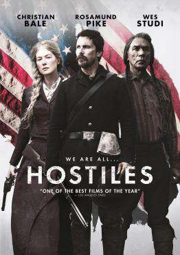 Hostiles, Movie on DVD, Action Movies, new movies, new movies on DVD