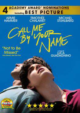 Call Me By Your Name, Movie on DVD, Drama Movies, Romance Movies, new movies, new movies on DVD
