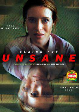 Unsane, Movie on DVD, Horror Movies, ,  on DVD
