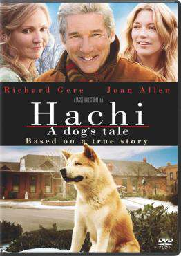 Hachi: A Dog's Tale, Movie on DVD, Drama Movies, new movies, new movies on DVD