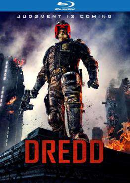 Dredd, Movie on BluRay, Action