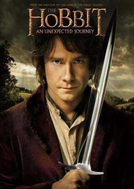 The Hobbit: An Unexpected Journey, Movie on DVD, Action Movies, Adventure Movies, ,  on DVD