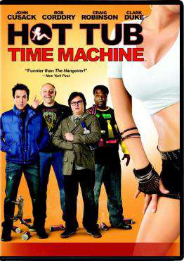 Hot Tub Time Machine, Movie on DVD, Comedy Movies, ,  on DVD