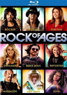 Rock of Ages, Movie on BluRay, Comedy