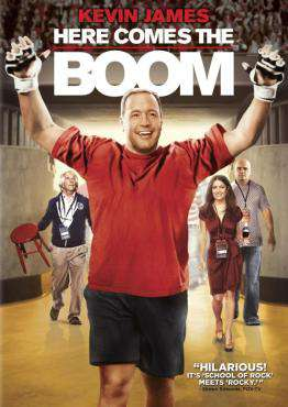 Here Comes the Boom, Movie on DVD, Comedy Movies, ,  on DVD