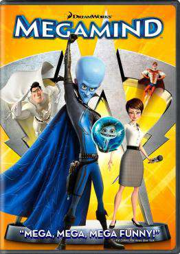 Megamind, Movie on DVD, Family
