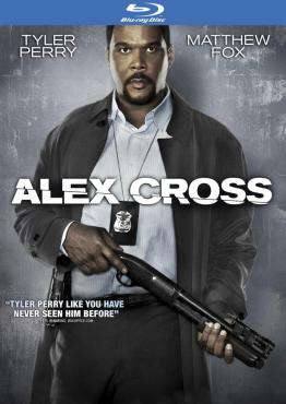 Alex Cross, Movie on BluRay, Action
