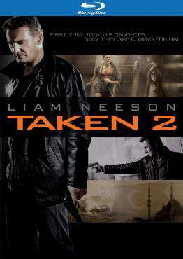 Taken 2 (Blu-ray)