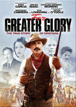 For Greater Glory, Movie on DVD, Action