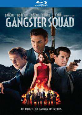 Gangster Squad, Movie on BluRay, Drama