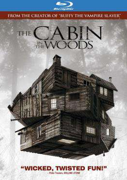 The Cabin in the Woods, Movie on BluRay, Horror