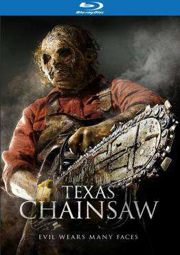 Texas Chainsaw (2013), Movie on BluRay, Horror