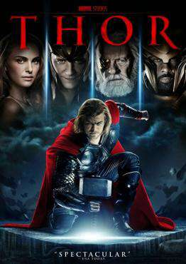 Rent Thor at Redbox