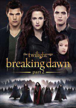 The Twilight Saga: Breaking Dawn Part 2 , Movie on DVD, Drama Movies, Romance Movies, ,  on DVD