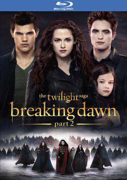 The Twilight Saga: Breaking Dawn Part 2 (Blu-ray)