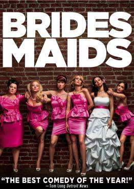Bridesmaids, Movie on DVD, Comedy Movies, ,  on DVD
