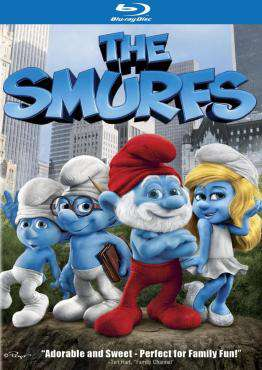 The Smurfs (2011) (Blu-ray)