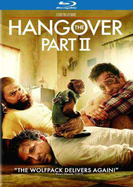 The Hangover Pt. II (Blu-ray)