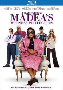 Tyler Perry's Madea's Witness Protection (Blu-ray)