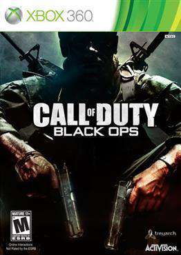 Call of Duty:Black Ops X360