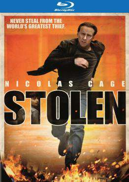 Stolen, Movie on BluRay, Action