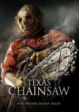 Texas Chainsaw (2013) , Movie on DVD, Horror Movies, ,  on DVD