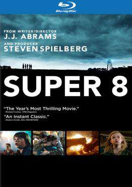 Super 8 (Blu-ray)